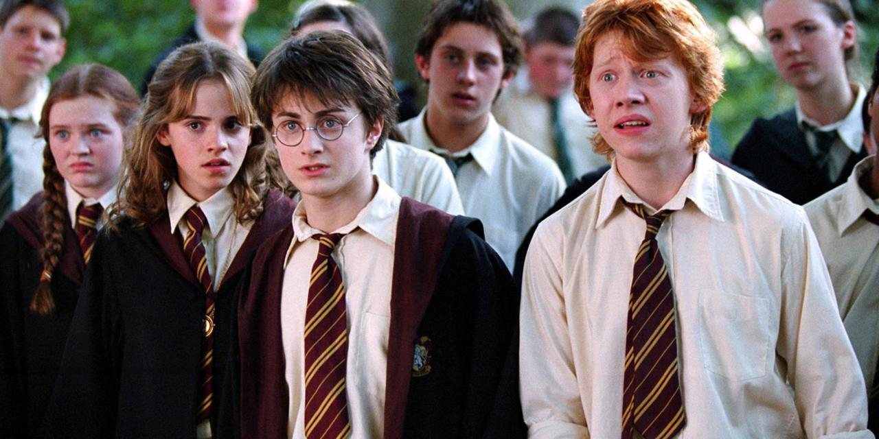Only A True Gryffindor Will Score At Least 90% On This Harry