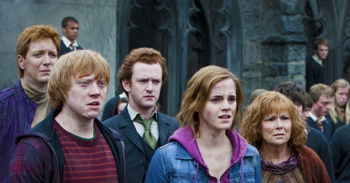 We've Only Found 20% Of People Can Pass This Harry Potter