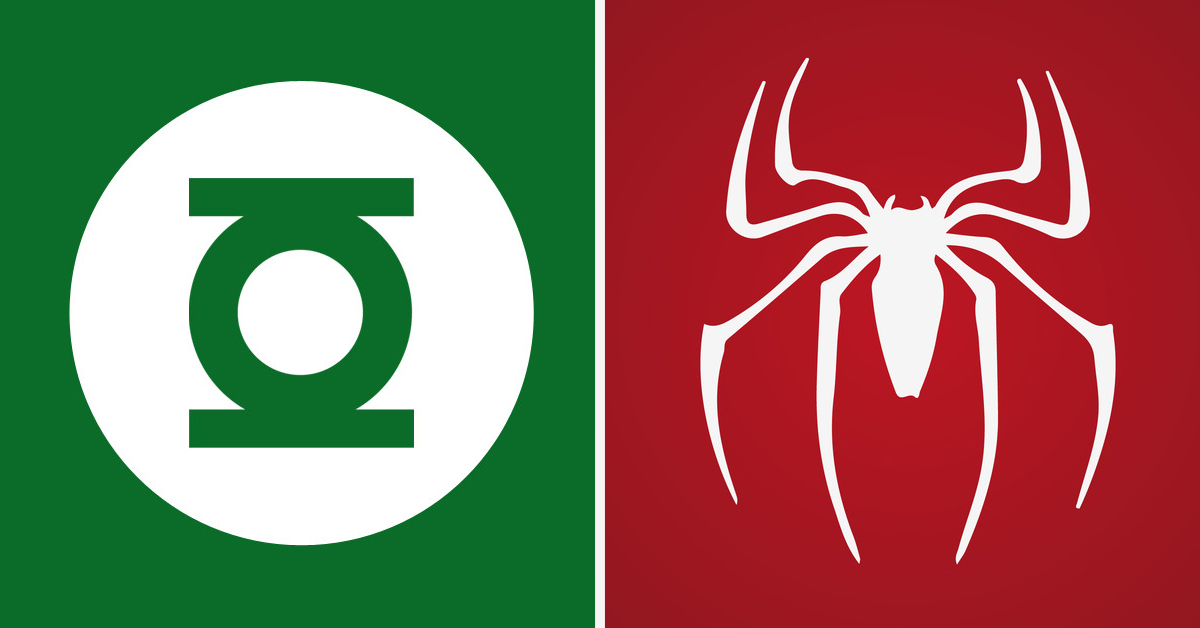 Match 100% Of These Logos To Their Superhero, Or Else You're Not A